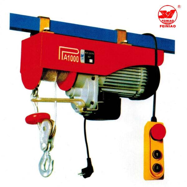 Sell Micro Electric Wire Rope Hoist