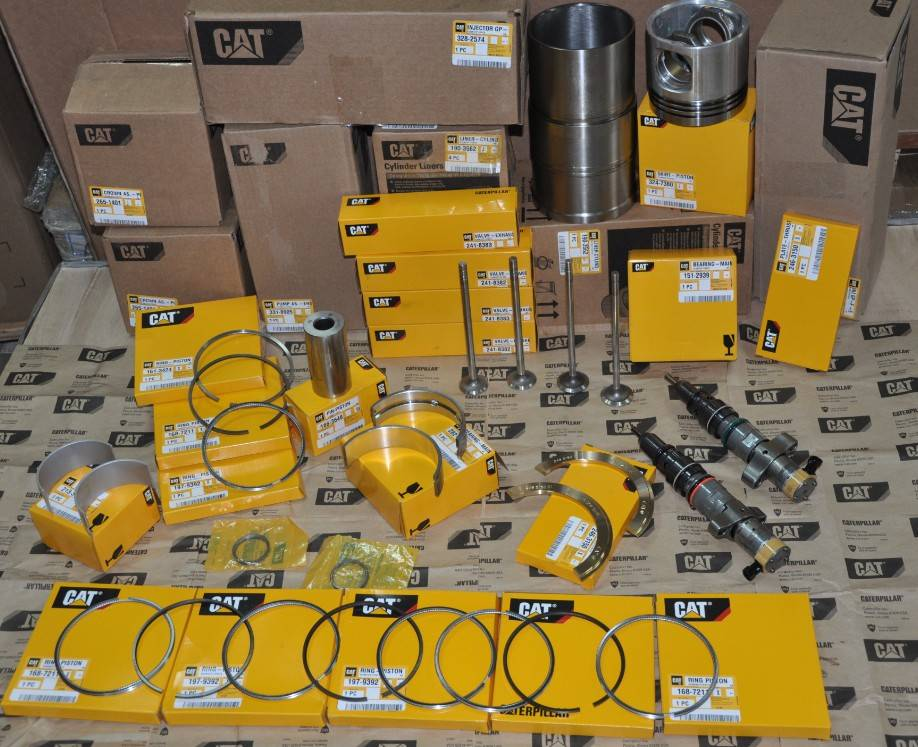Genuine Caterpillar Diesel Engine Spare Parts