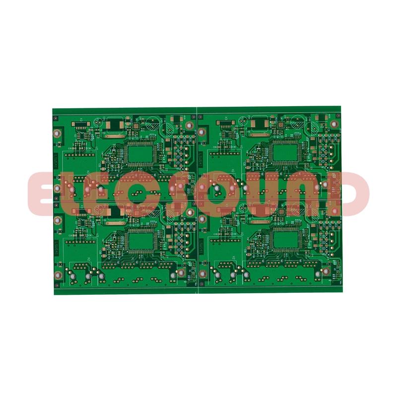 China pcb Manufacturer OEM 5mm Copper circuit board PCB