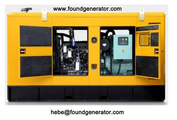 Silent Diesel Generator 20KW-2000KW