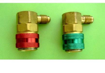 Quick coupler CT151 (refrigeration part, HVAC part)