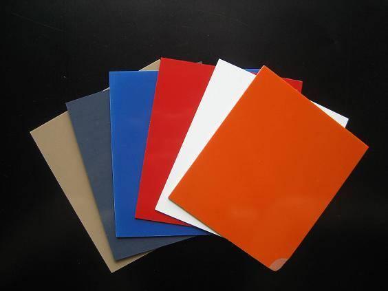 Colored Epoxy Laminates(G10FR4)