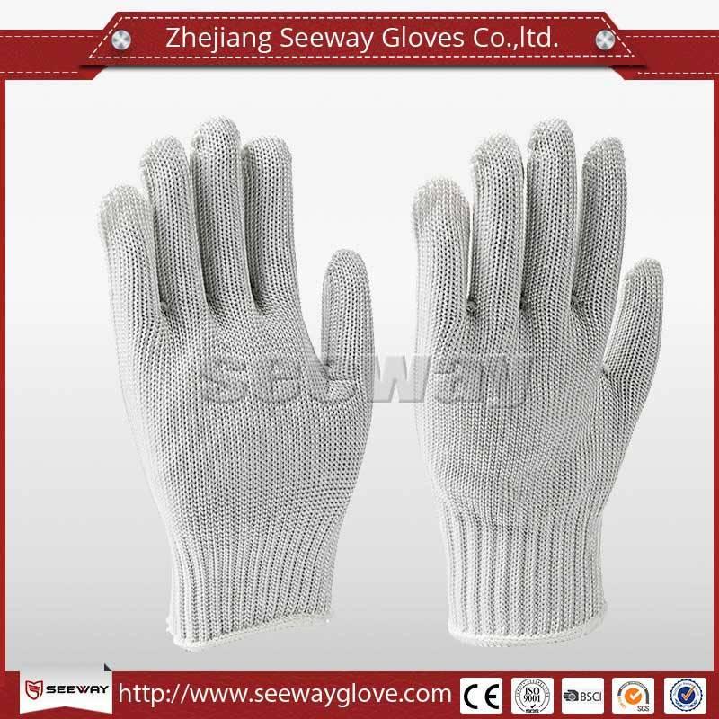 SEEWAY cut resistant gloves stainless steel working gloves