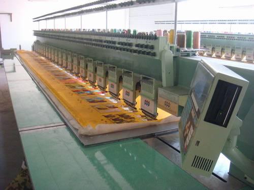 japan embroidery machine