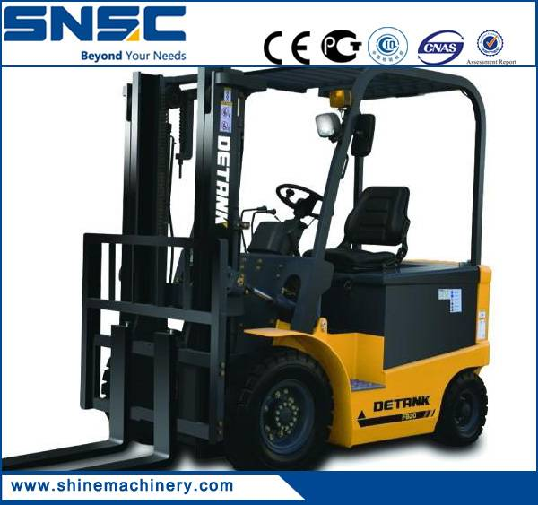 2 ton electric forklift truck for sale