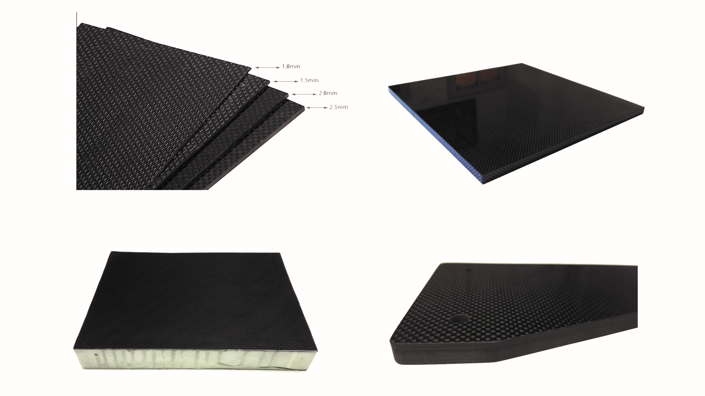 High Strength Carbon Fiber Composite Sheet