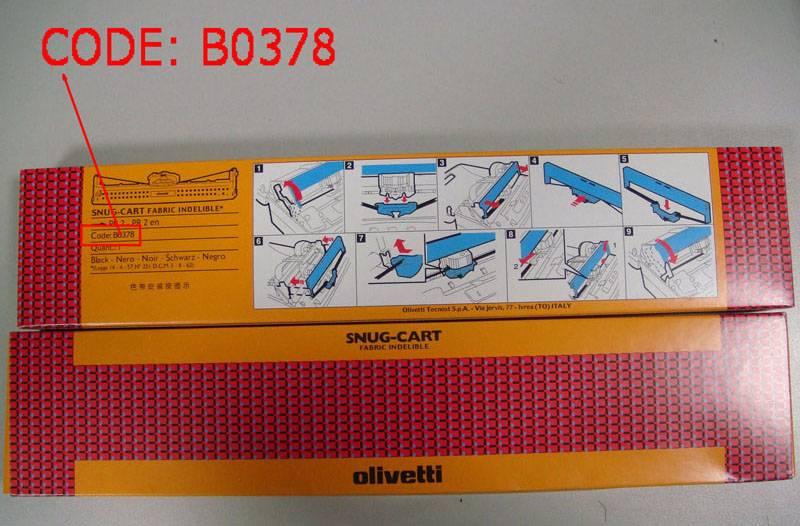 Original new Olivetti PR2/PR2E/PR2plus printer ribbon
