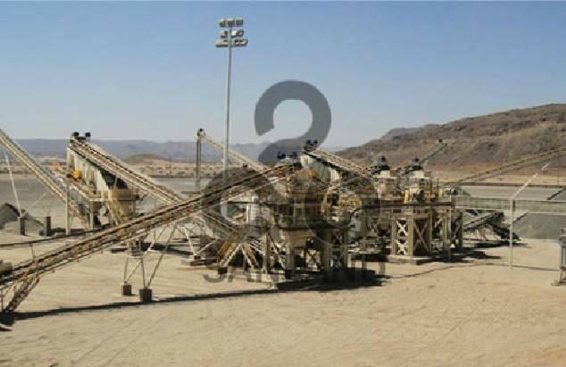 Complete Rock Crushing Equipment
