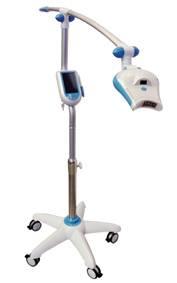 purple/red/blue teeth whitening machine_laser tooth bleaching lamp