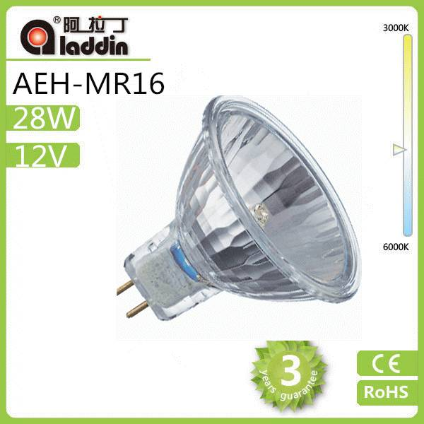 2014 New Arrival Cheap Clear 12V tungsten Halogen Lamp 35w MR16 with good price