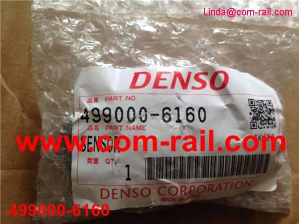 DENSO common rail pressure sensor 499000-6160,original,100% new