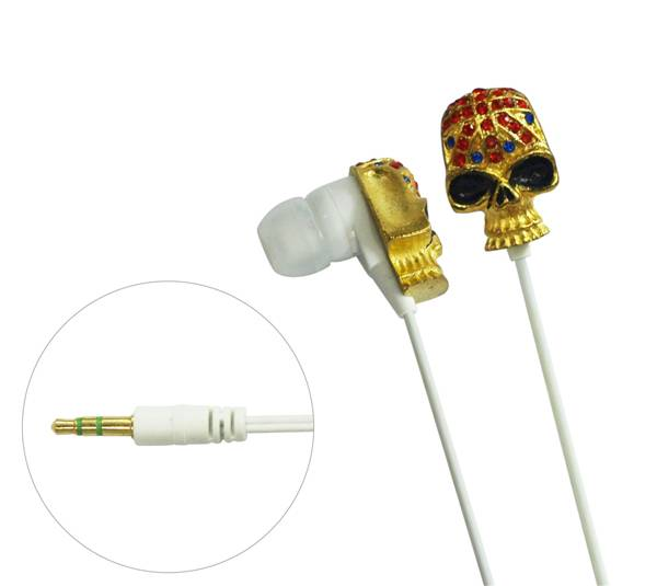 Hot sell fashion good quality noise cancelling earphone headphones for mp3