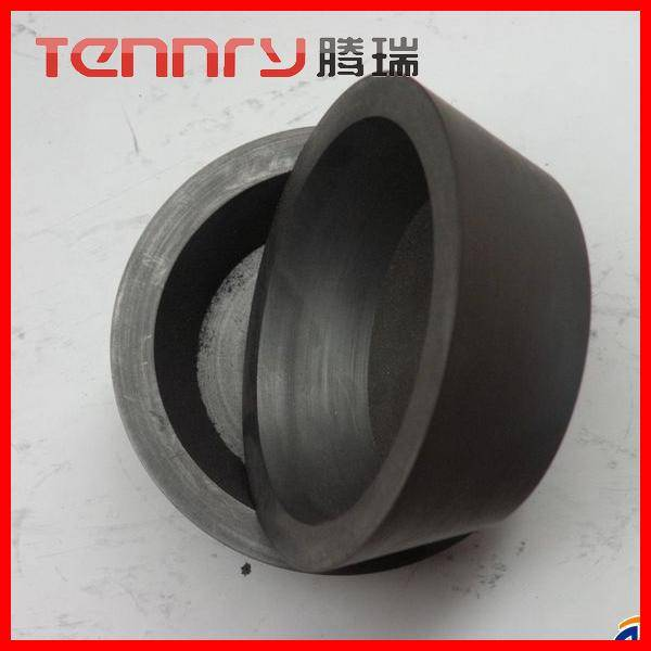 Supply Gold Melting Graphite Crucible