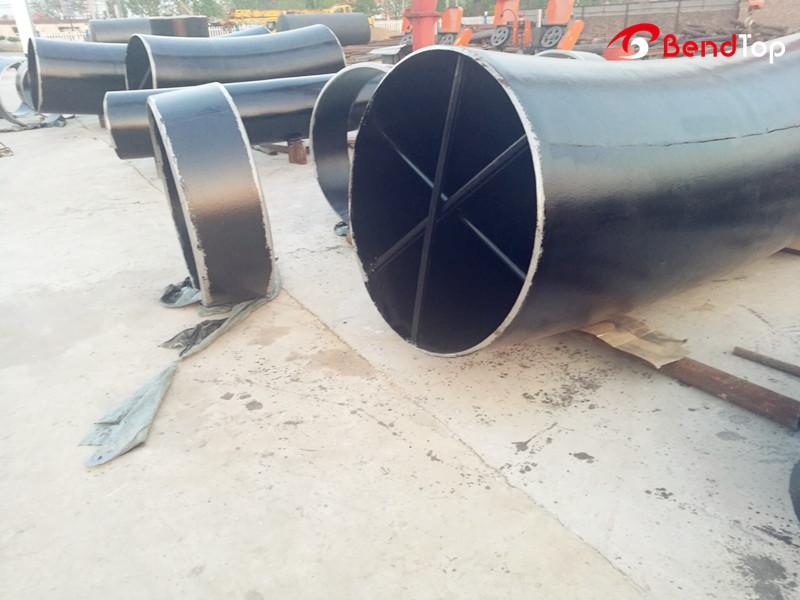 China induction bending factory offer nice bends