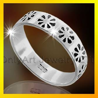 Chinese fashion 925 sterling silver rings with AAA cubic zircon