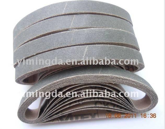 Lectra grinding belt