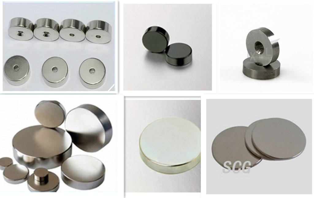 Sell Various Specifications Of Disk Magnets