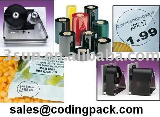 Sell HCF900 Model hot stamping foil