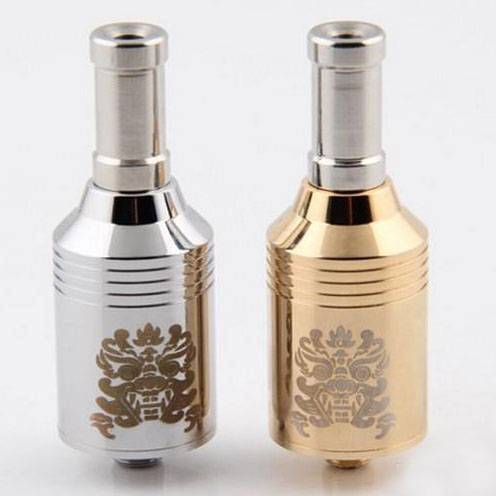 Wholesale - 2014 New Chiyou Atomizer Chiyou Clearomizer 510 thread Stainless Clearomizer for mechani