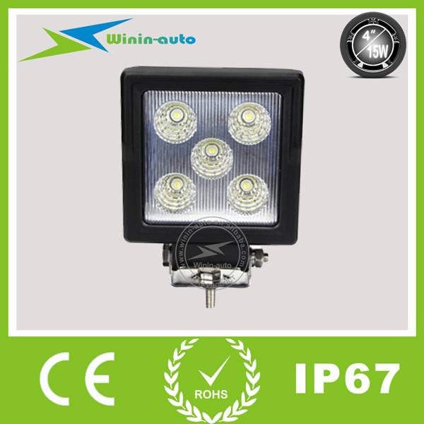 4 15W LED work light for Vehicles SUV 1150 Lumen WI4151
