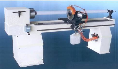 Manual Tape Log Roll Slitter Machine