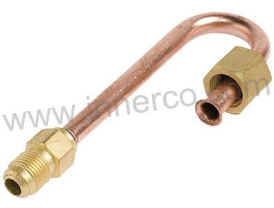 Copper Inverting Connector