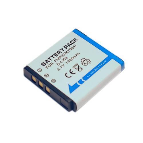 Camera Battery FNP-50 for Fujifilm FinePix F50fd