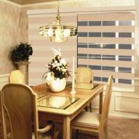 Luxuiry folding shade blind ( N-TWOWIN ROMANCE )