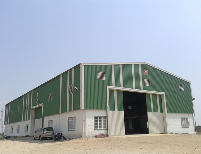 Aseismatic Steel Structure Prefabricated House