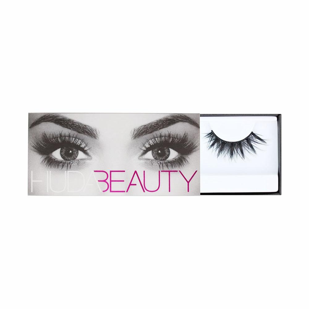 custom diy printing eyelash packaging box