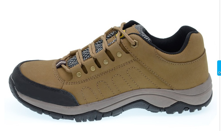 Middle ankle safety shoes