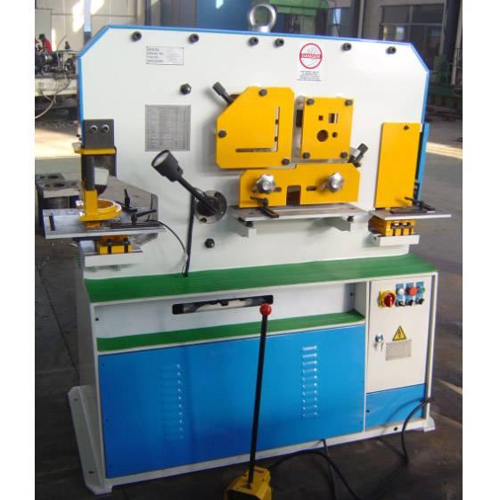 Single Cylinder Hydraulic Iron Worker Q35Y Series (Q35Y-10, Q35Y-12, Q35Y-15)