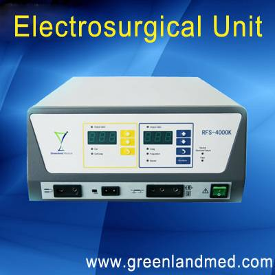 Surgitron Electrosurgical Unit from China Manufacturer Company
