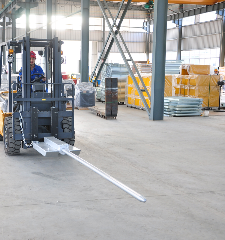 Forklift Attachment Slip-on Roll Prong RPS