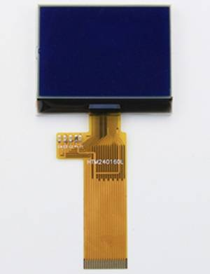240160 - COG dot matrix module