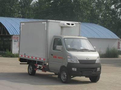 Changan Mini refrigerated truck (CLW5020XLC4)
