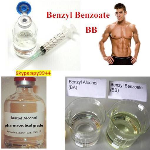 Yellow Liquid Benzyl Benzoate (BB) for Organic Solvent Colorless Oap-015