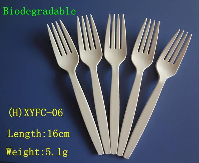 Biodegradable Disposable Plastic Fork