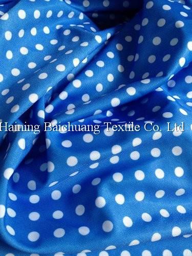 printed polyester spandex fabric fo swim wear