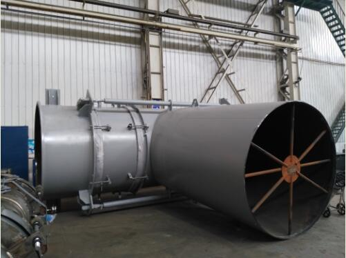 Metal Expansion Joints on BFP Exhaust Pipes for 2660MW Coal Fired Power Plant