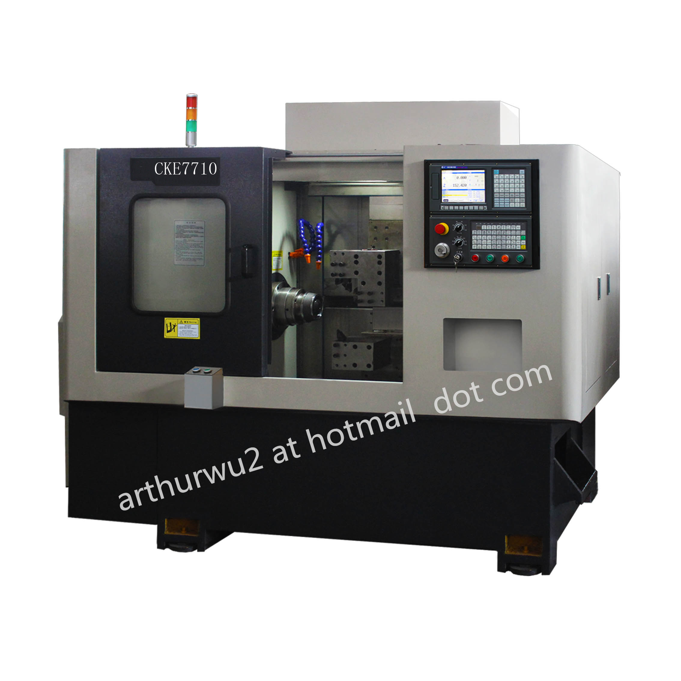CKE 7710 CNC Lathe Machine