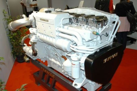 Yanmar 720HP engine for sale
