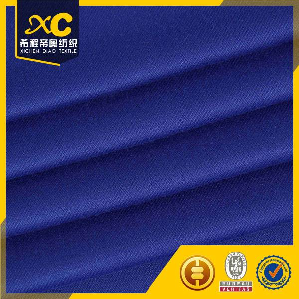 cotton stretch knitted denim fabric made in China