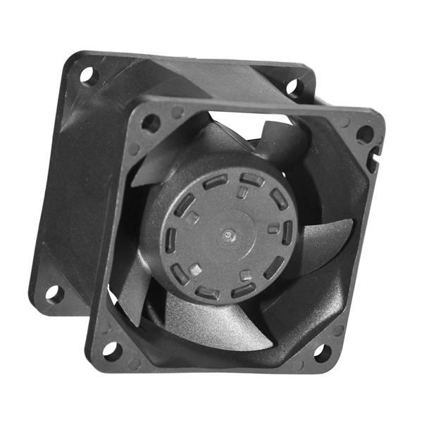 606038mm Customized DC Axial Fan FDB6038-F 12/24/48V Two ball Bearing Cooling Fan