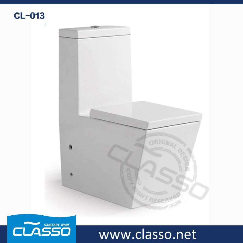 Hot sale washdown toilet new design WC one piece closet Turkish Brand CL-013