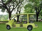 6-seat electric car