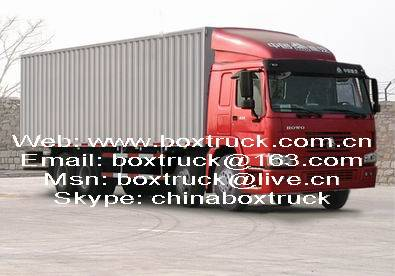 Sell Insulated Truck Body