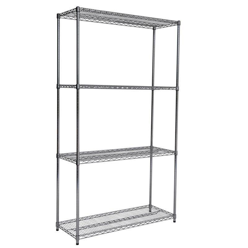 Selling heavy duty chrome wire shelves