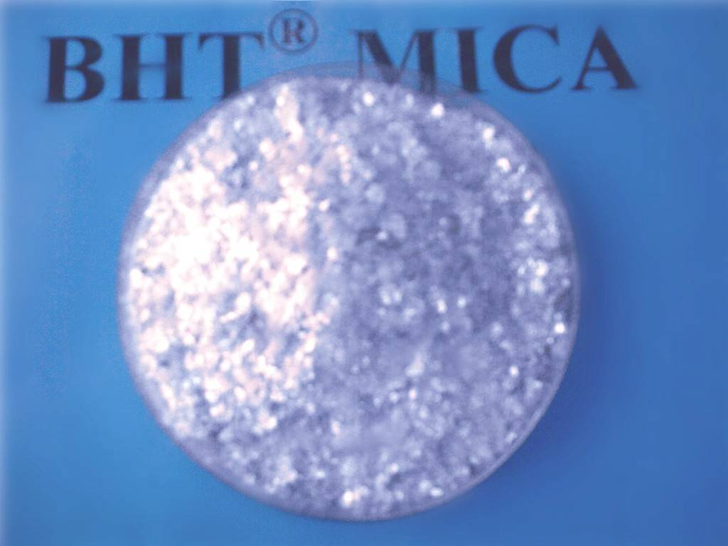 consistent supply for mica scraps