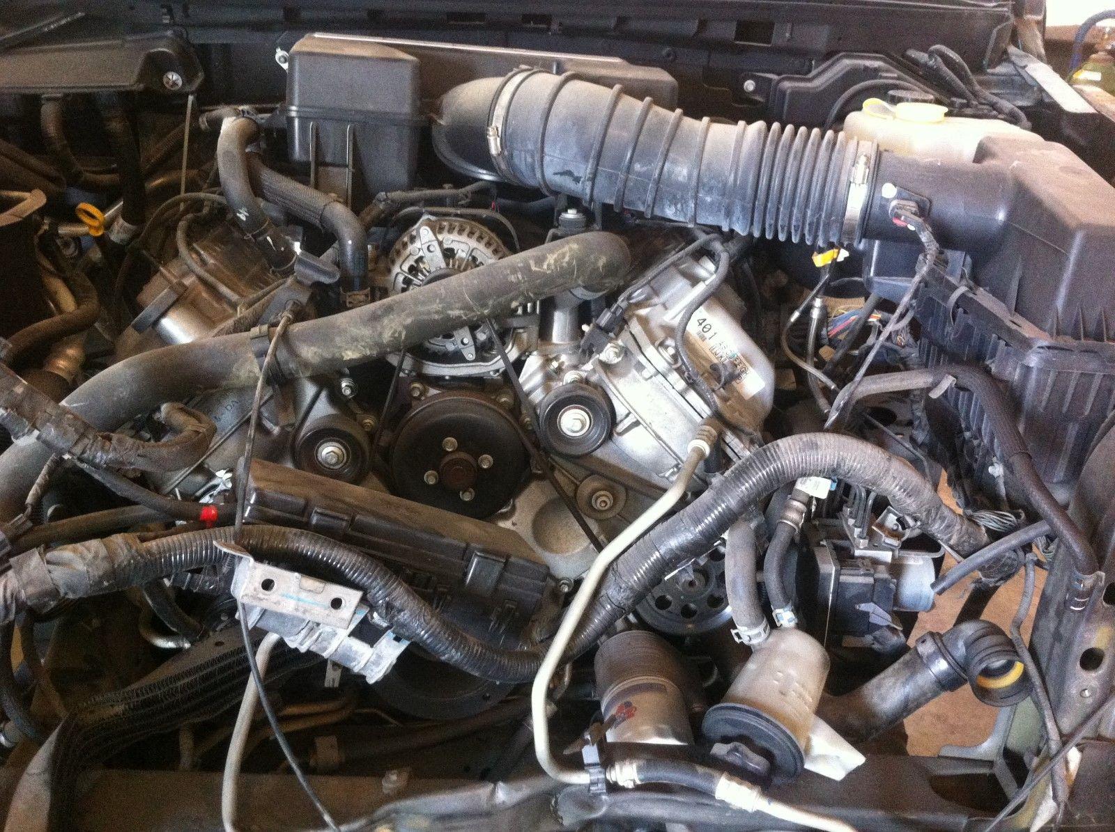 2011 FORD F150 RAPTOR ENGINE MOTOR assembly w/transmission